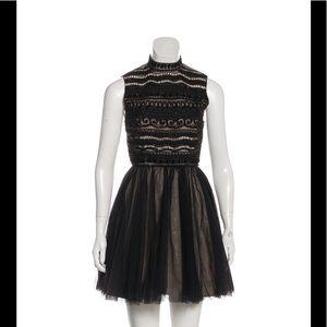 Olive + Olivia Sleeveless Tulle Dress
